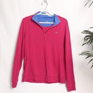 Vineyard Vines Pink Pullover - M